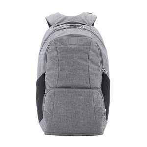 Pacsafe LS450 Anti-Theft Backpack Dark Tweed Front