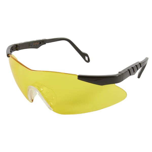Allen Rangemaster Shooting Safety Glasses With Yellow Lens