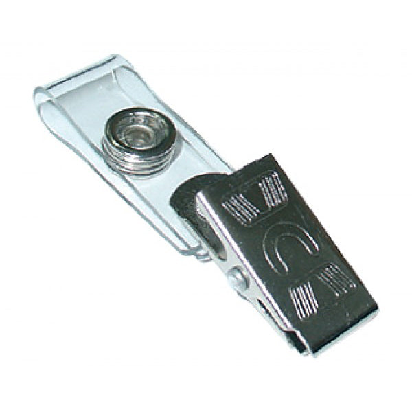 PRO-DUTY Metal Alligator Clip With Short Strap