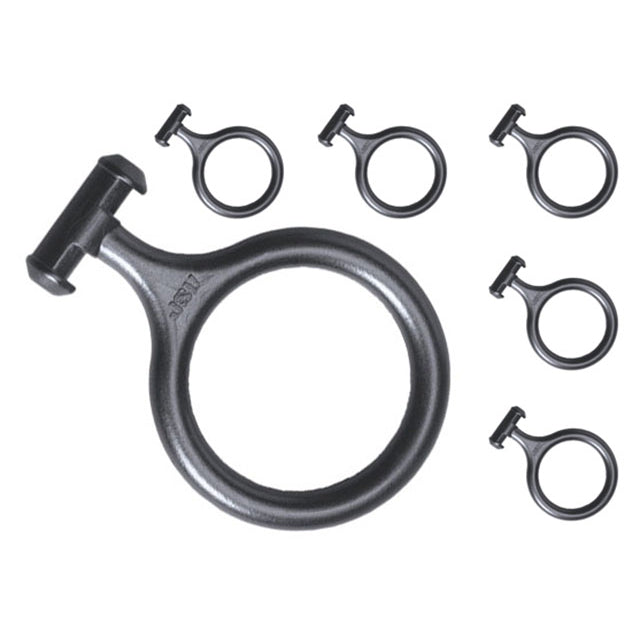ASP Tri-Fold Restraints Pull Ring - 6 Pack