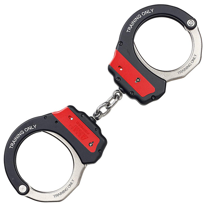 ASP Ultra Chained Steel Bow Training Handcuffs
