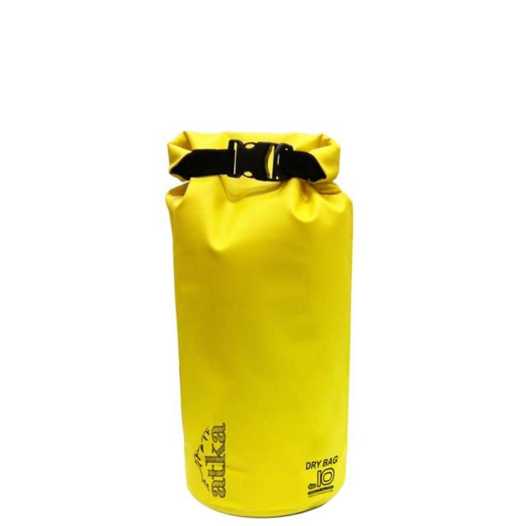 Atka 10 Litre Waterproof Dry Bag - Yellow