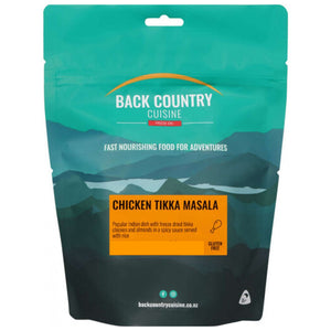 Back Country Cuisine Freeze Dried Chicken Tikka Masala
