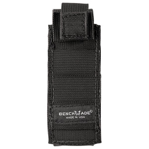 BENCHMADE MOLLE Compatible Folding Knife Pouch - Black
