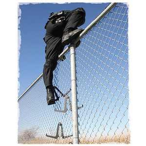 BLACKHAWK! Dynamic Entry Tactical Fence Climber, Action