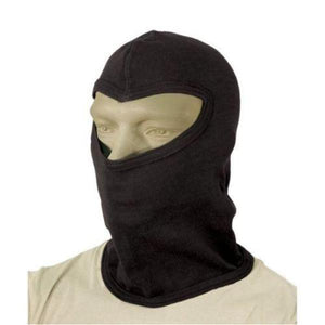 "BLACKHAWK! 15"" Heavyweight Flame/Flash Resistant Balaclava with Nomex, Black"