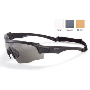 Blueye Eyewear Jager & Jager Low Profile Tactical Sunglasses