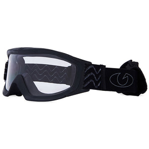 Blueye Eyewear Granite Mission Military Goggles Matt Black