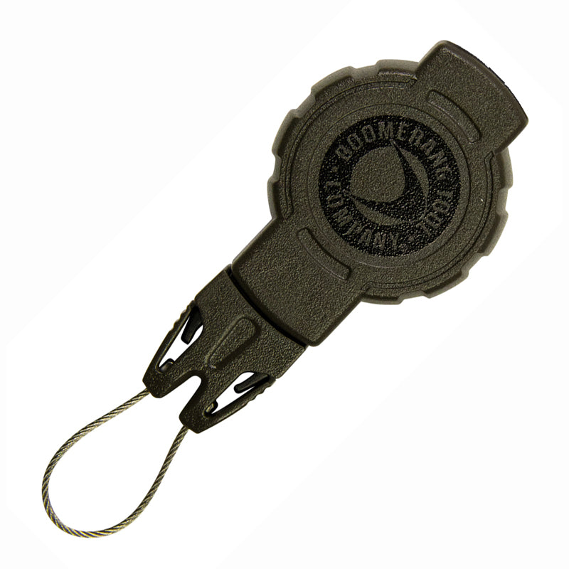 Boomerang Retractable Gear Tether Clip - Small
