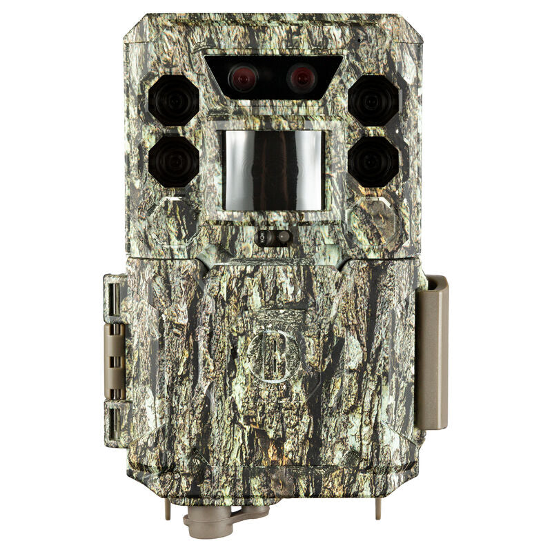 Bushnell Core DS Trail Camera 30MP HD No Glow - Treebark Camo