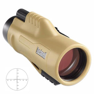 Bushnell Legend Ultra HD 10x42 ED Monocular Tan Mil Hash