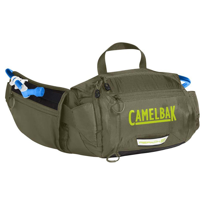 CamelBak Repack LR 4 1.5L Hydration Waist Pack - Olive/Lime