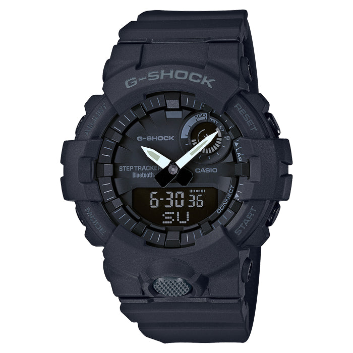 CASIO G-SHOCK Bluetooth Step Tracker Fitness Watch - Charcoal