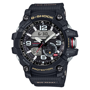 CASIO G-SHOCK Mudmaster Twin Sensor Watch GG-1000-1ADR
