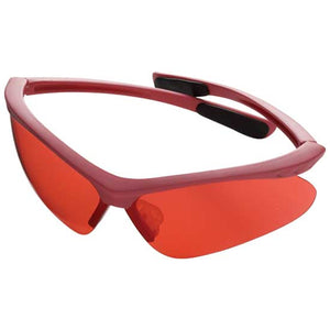 Champion Ballistic Shooting Safety Glasses - Pink/Rose Lens