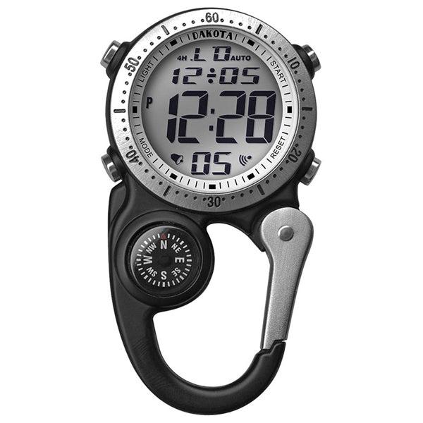 Dakota Digital Clip Watch With Compass