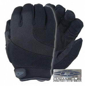 Damascus DPG-125 PATROL GUARD Gloves With Kevlar Cut Resistant Palms & Fingers