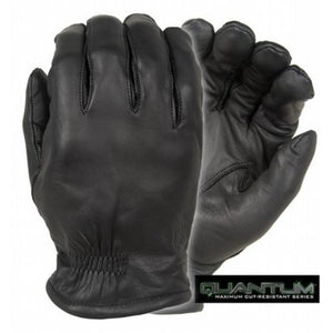 Damascus Q5 QUANTUM Leather Cut Resistant Gloves With Razornet Ultra Liners