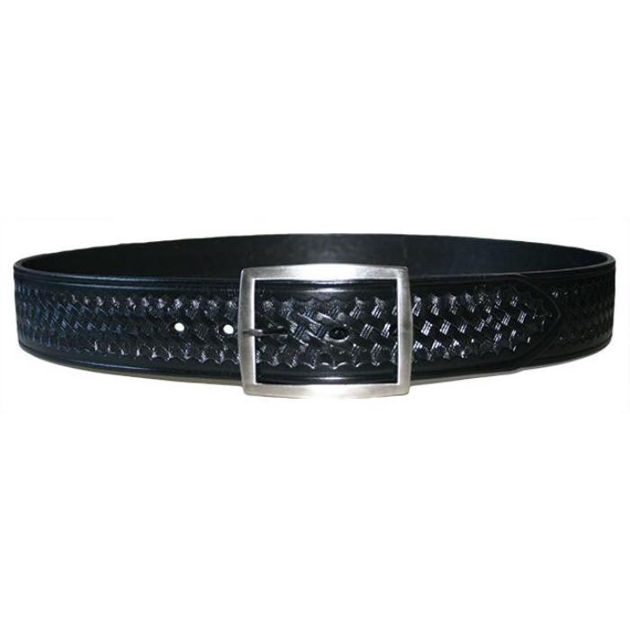 "Hellweg Ecor Garrison Leather Duty Belt 1-3/4"" - Basketweave"