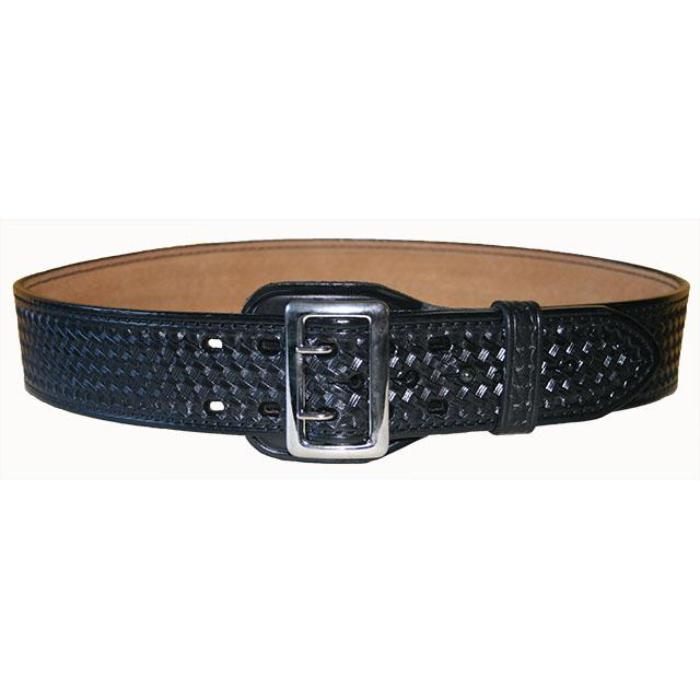 "Hellweg Ecor Leather Duty Belt 2-1/4"" - Basketweave"