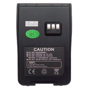 FDP PRO Radio Replacement Battery Pack