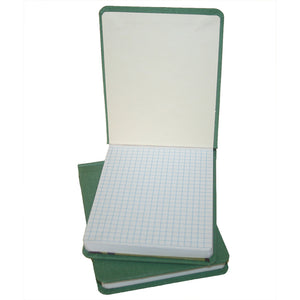 HUSS Army Field Message Notebook Grid Lined