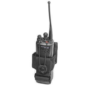 Frontline Universal Radio Carrier With Rear Swivel Belt Loop