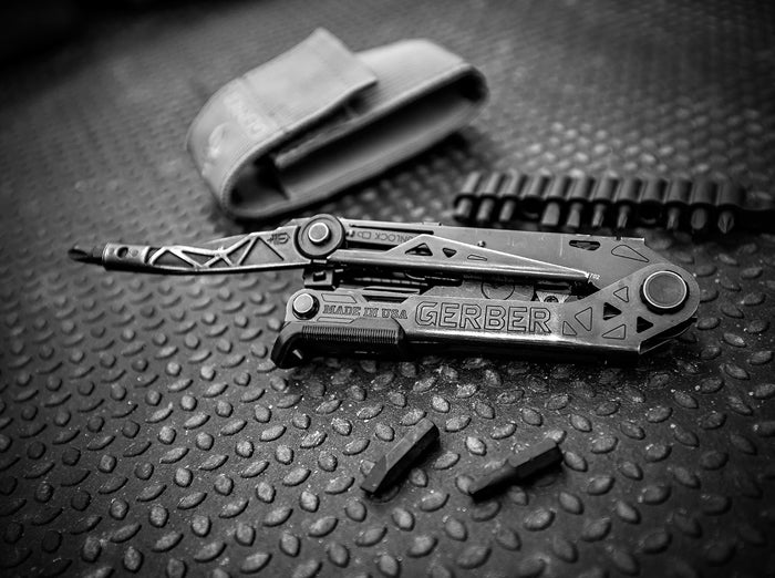 Gerber Center-Drive� Military Multi-Tool With Bits Kit | LAWGEAR