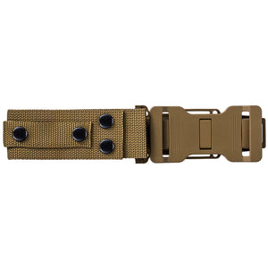 Gerber STRONGARM Partially Serrated Fixed Blade Knife Sheath - Coyote Brown