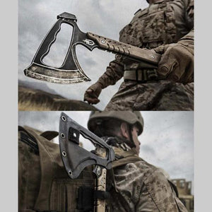 Gerber Tactical DOWNRANGE TOMAHAWK With Sheath