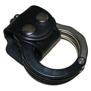 Hellweg Leather Handcuff Strap Medium Plain