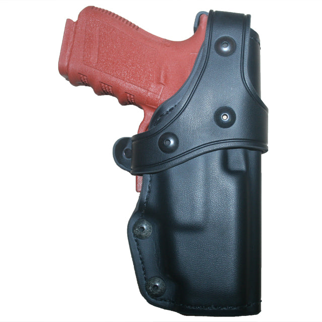 Hellweg LVL 3 Plain Laminate Rear Draw Holster | Glock 19 & 23 Autos