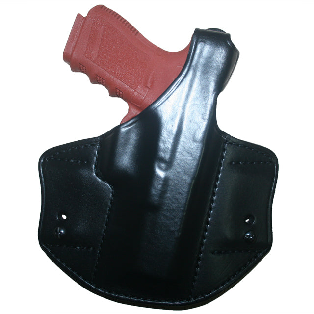 Hellweg LVL 1 Plain Leather Pancake Holster | Glock 17, 19 & 22 Autos