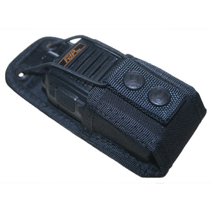 Hellweg Protector 4383P-BLK-25 MOLLE Nylon Radio Pouch