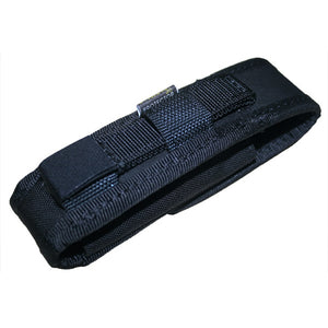Hellweg Protector P7 MOLLE Compatible Nylon Torch Pouch, Rear