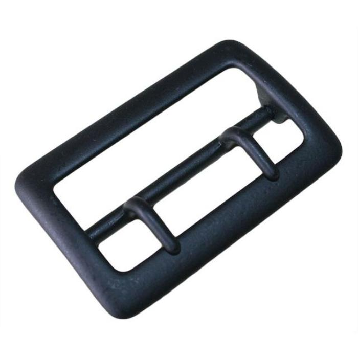 "Sam Browne 2-1/4"" Duty Belt Buckle Black"