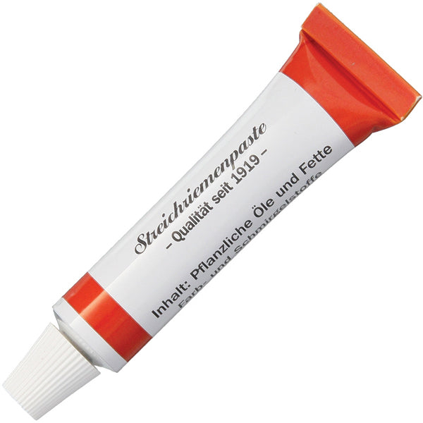 Herold Solingen Tubenpaste for Razor Strops Medium Grind (Red Tube)