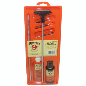 Hoppe's Rifle Gun Cleaning Kit - Suits .22 Caliber Rifles