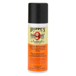 Hoppe's NO.9 Bore Cleaning Solvent Aerosol 57g