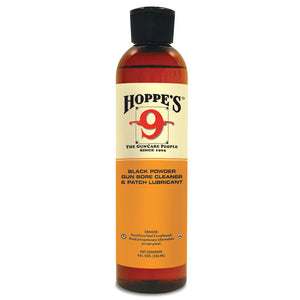 Hoppe's NO.9 Black Powder Bore Cleaning Solvent Bottle 236ml
