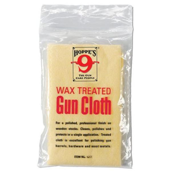 Hoppe's Wax Treated Gun Cloth
