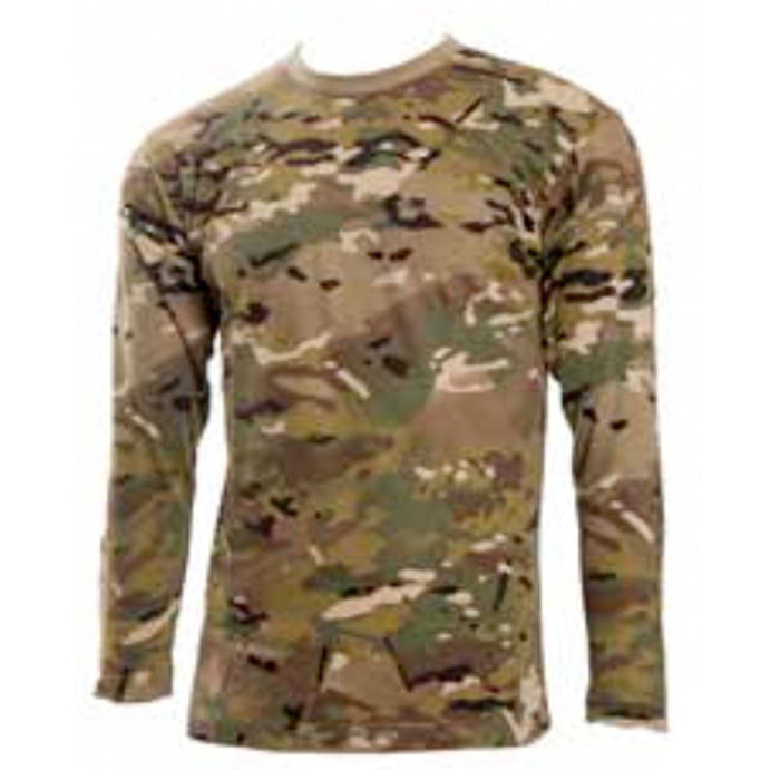 HUSS Long Sleeve T-Shirt - Multicam