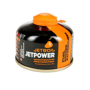 JETBOIL Jetpower Isobutane/Propane Fuel Mix Canister 100g