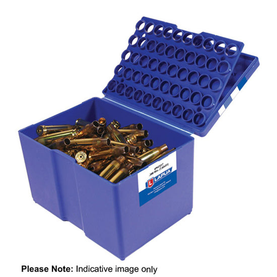 LAPUA UNPRIMED BRASS CASES .308 WIN PALMA - 100 PACK