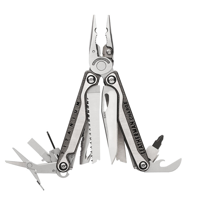 Leatherman Charge + TTi Multi-Tool
