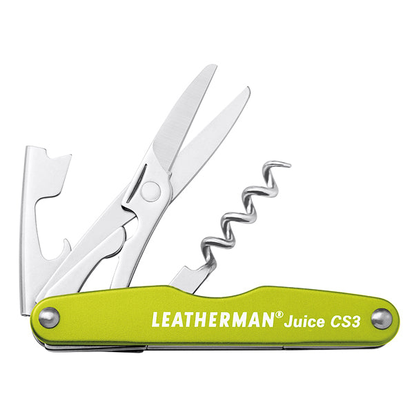 Leatherman Juice CS3 Mini-Tool Moss Green