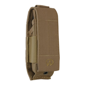Leatherman MUT Nylon MOLLE Compatible Belt Sheath - Brown, Side