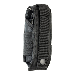Leatherman MUT Nylon MOLLE Compatible Belt Sheath - Black, Rear