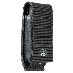Leatherman Nylon MOLLE Compatible Belt Sheath - Black, Front