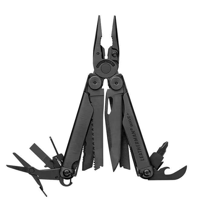 Leatherman Wave Plus Multi-Tool Black
